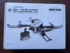 Drone: JETSTREAM BLIZZARD.  Wi-Fi 4K Camera.