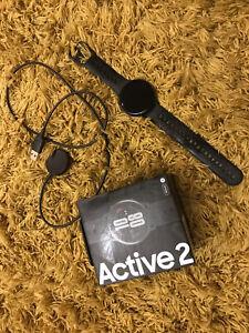Samsung Galaxy Under Armour Black Active 2 Fitness Smart Watch Ltd Edition