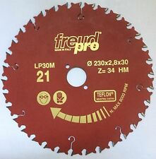 Freud LP30M021 230x2,8x30 Pro Ind Lama Circolare per macchine portatili