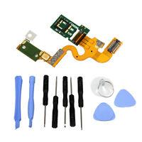 OEM Verizon Motorola Droid Turbo 2 Xt1585 Microphone Flex Cable Mic Board SK01