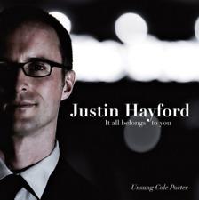 Hayford, Justin-It All Belongs to You: Unsun  CD NEW