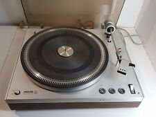 PHILIPS 212 ELECTRONIC Turntable Record Player