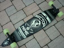 "*NEW* Sector 9 Beacon """"GLOW"""" 38"" Complete Longboard Skateboard Pintail"