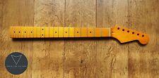 Strat Stratocaster Maple Guitare électrique cou vintage satin Matt 22 Fret