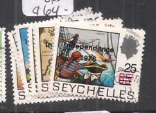 Seychelles SC 361-9 VFU (7dlh)