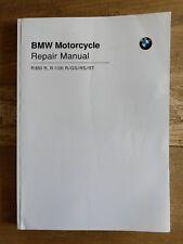 BMW Repair Manual R850R, R1100R/GS/RS/RT japanisch