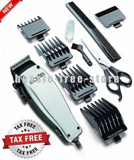 New Haircutting Kit Barber Set Hair Beard Cutting Machine Clipper Trimmer Shaver
