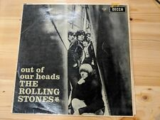 """DECCA LK 4733 MONO '65 THE ROLLING STONES """"OUT OF OUR HEADS"""" C&B WBG 8B/9A EX"""