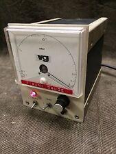 VG Electronics Pirani Gauge Controller Vacuum Model PIR1A, lab