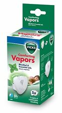 Vicks Comforting Vapors Plug-In Menthol & Essential Oil Vaporiser