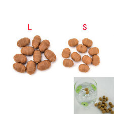 10x Soft Fishing Floating Tiger Nut Pop up Artificial Bait Lures Carp Fishing SE