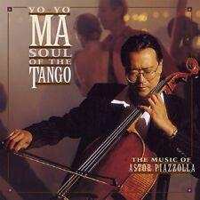 Yo-Yo Ma - Soul of the Tango [New Vinyl] Holland - Import