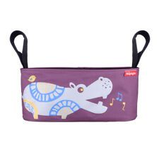 IBIYAYA Pet Pram Stroller Organiser Pouch -Hippo