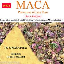 500 g MACA Pulver - hoch dosiert - Das Original aus Peru ! Beste Preis Leistung