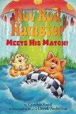 Hot Rod Hamster Meets His Match!-ExLibrary