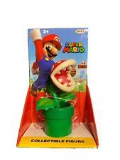 "Jakks Super Mario 2"" 2.5 Inch Piranha Plant Figure"