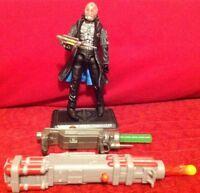 2007 Hasbro GI Joe Cobra Commander 100% Complete Loose Action Figure