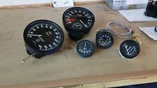 Set of Gauges for Jaguar XK 120