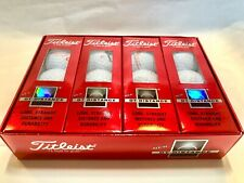 Titleist DT Distance Golf Balls 1 Dozen 4 Sleeves BRAND NEW