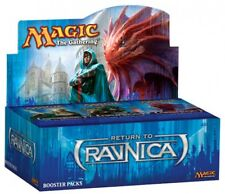 Return TO RAVNICA BOOSTER BOX Display OVP SEALED en-inglese