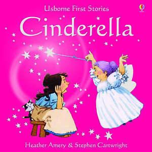 Usborne First Stories Cinderella Paperback Book