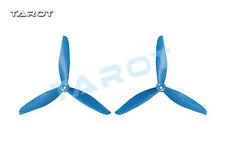 1Pair Tarot 7 inch Plastic Trefoil Propeller Props CW/CCW for FPV Multicopter