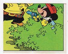 figurina MICKEY STORY PANINI 1978 NUMERO 263
