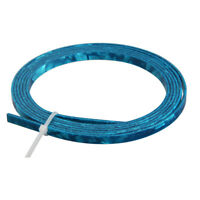 Guitar Binding Purfling for Luthier Maker Blue Celluloid 1650*5*1.5mm 5 mm Wide