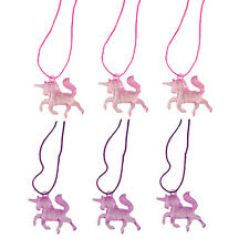 Unicorn Birthday Gifts Necklace Unicorn Necklace For Kids Party Favors
