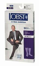 Jobst Ambition ForMen 30-40 mmHg Compression Knee Socks Medical Supports For Men