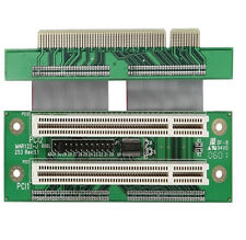 Sintech 1 PCI riser 32bits to dual PCI slot with flexible cable