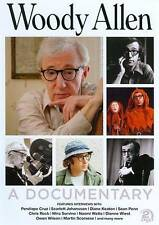 Woody Allen: A Documentary Factory Sealed NEW