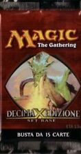 ITALIAN Magic MTG 10th Tenth Edition X Core Set Booster Pack RARE the Gathering