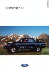 Ford-Ranger-XLT-Limited - Prospekt - 09/2001 - germano-NL-venta por correspondencia