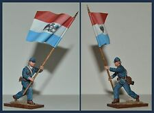 "AeroArt St. Petersburg ACW ""Flag 21st Regiment Mass. Vol. Infantry"" #0107 *WW-5*"