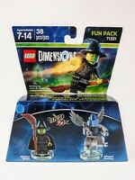 Lego Dimensions Fun Pack 71221 The Wizard of Oz Wicked Witch & Winged Monkey