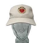 ANAH Shriners of Maine Baseball Cap Cotton Embroidered Beige OSFM Strap Back Hat