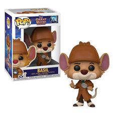 The Great Mouse Detective Basil Pop! Vinyl Figure #774