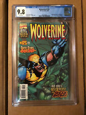 Wolverine 125 CGC 9.8 Giant Size special