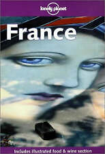 France (Lonely Planet Country Guides), Robinson, Daniel | Paperback Book | Good