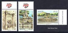 Malta 2013 Treasures of Malta Series - Fountains  Unmounted Mint