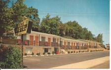 Vintage Postcard ERIE MOTEL Erie Pennsylvania