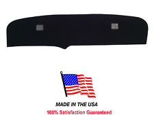 1974-1977 Chevy Vandura Black Carpet Dash Cover Mat Pad CH46-5 Made in the USA