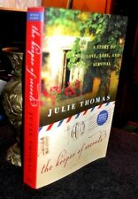 The Keeper of Secrets by Julie Thomas 2013 ARC Advanced readers Proof Copy WWII