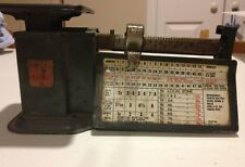 VINTAGE SCALE, TRINER 1950's Postal Air Mail Accuracy Scale, ANTIQUE