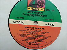 Jellybean featuring Niki Haris - What´s it gonna be