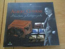 ALBERT CITERNE AMATEUR PHOTOGRAPHE AUVERGNE STEREOSCOPE PUY DE DOME