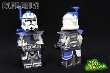 LEGO Star Wars Minifigure 501st Arc Trooper Echo Cloth Cape Set Clone Wars Lot