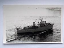 Nave ship Marina HMS  (?)  H.M.S. Malta La Valletta 1957