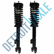 Both (2) New Complete Front Quick Struts Springs Assembly for Dodge Charger RWD